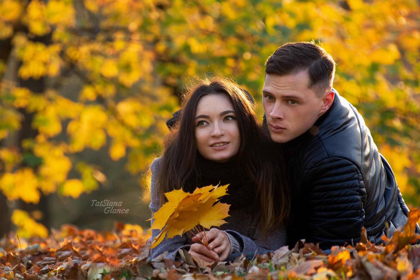 #фотосессия, #LoveStory, #фотограф, #фотосессия_в_парке, #фотосессия_в_городе, #фотограф_минск, #портрет, #осень