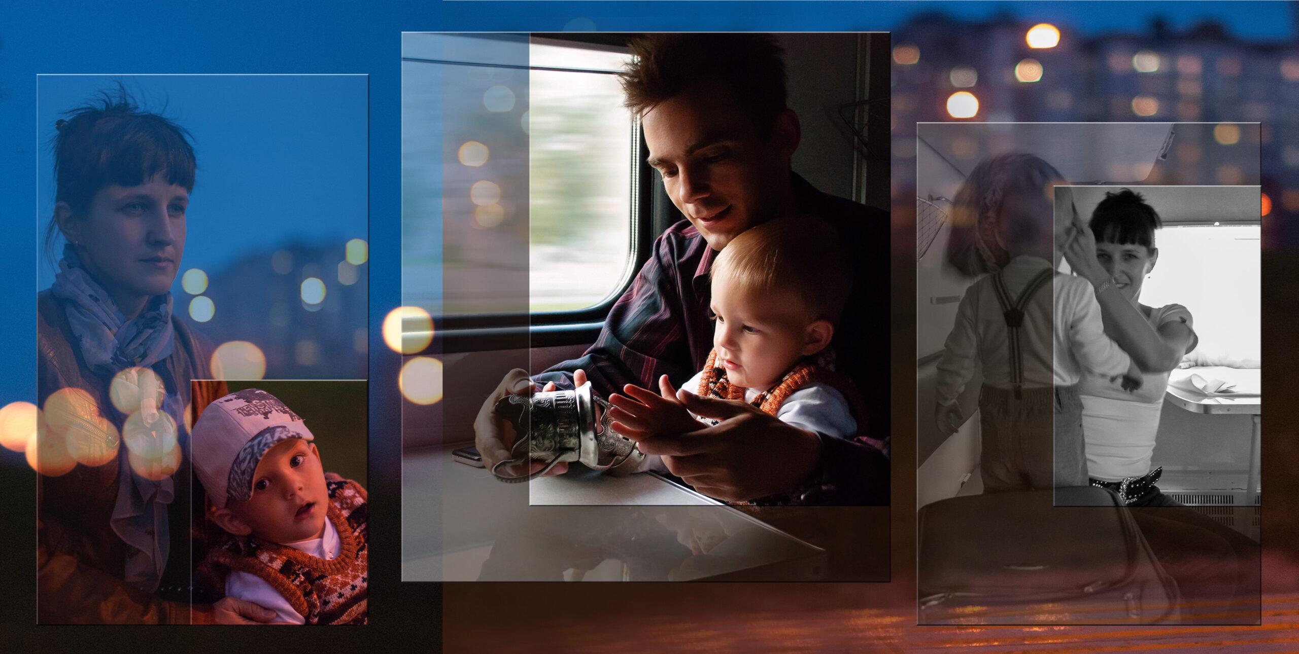 #фотокнига, #фотоальбом, #индивидуальный_дизайн_фотоальбома, #путешествия, #Латвия